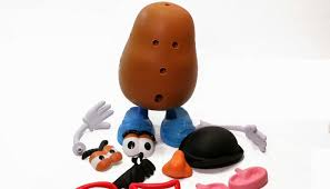 image Mr. Potato Head toy