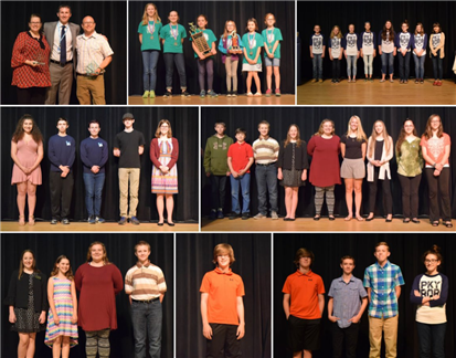 May Board of Education Recognitions