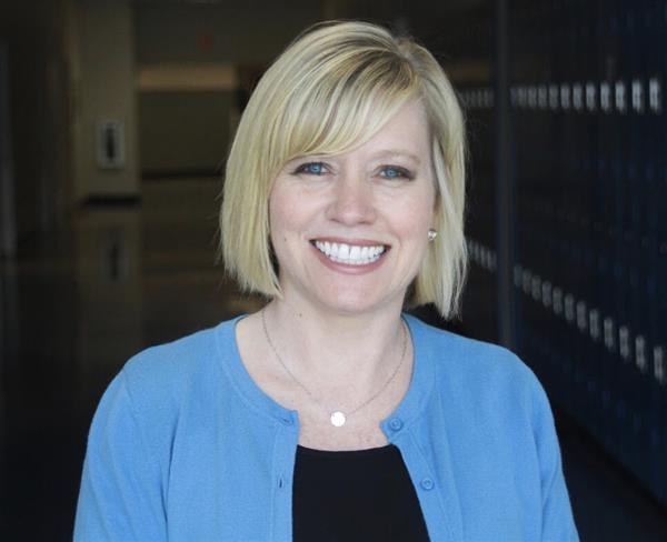 WHS teacher Carmen Scoggins named App State Outstanding Alumni
