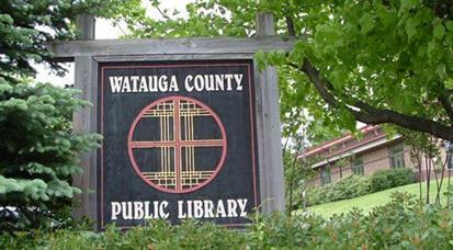 WCS Partners with Watauga County Public Library--Click for more information